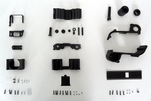 OpenReflex, la cámara réflex en 3D