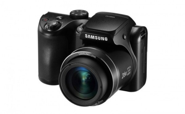 Samsung WB110, la nueva superzoom