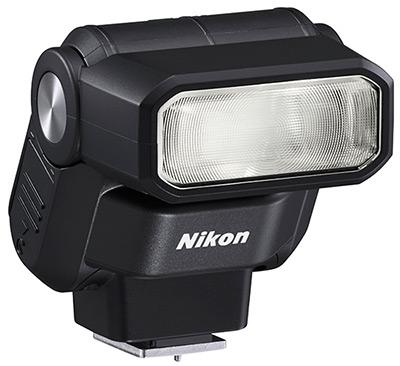 De postre, Nikon presenta un nuevo flash