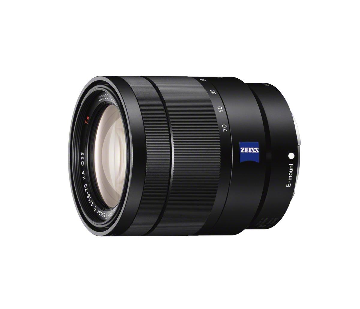 Sony anuncia dos nuevas lentes para las NEX
