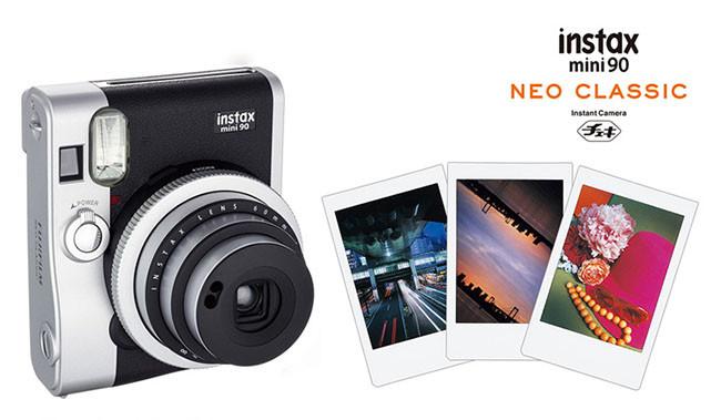 Fujifilm planta cara a Polaroid