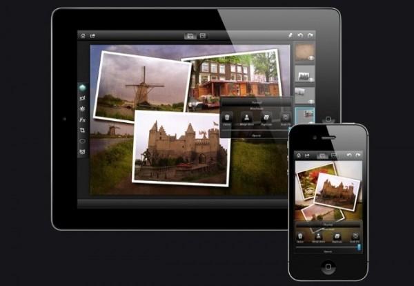 Leonardo, un editor de fotografías para iPad
