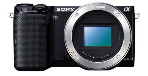 Nueva Sony NEX con sensor APS-C