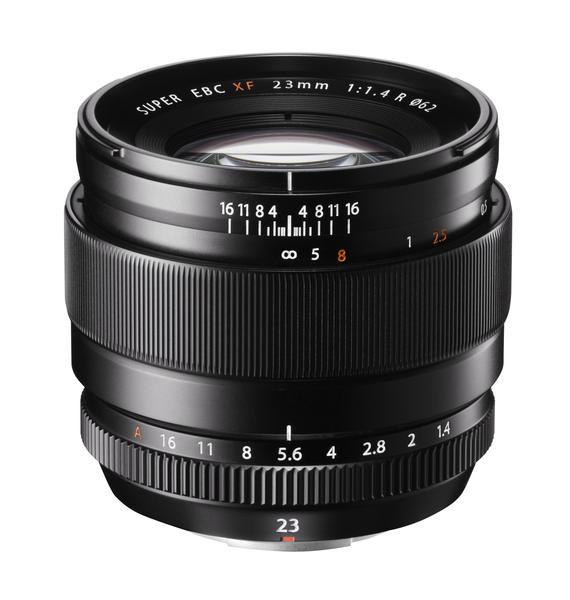 El Fujinon XF 23 mm f/1.4 R ya está aquí