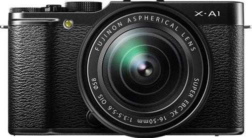 Fujifilm presenta la X más modesta