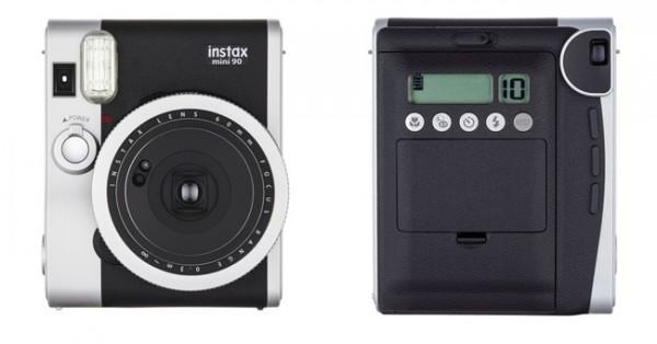 Fuji Instax mini 90 Neo Classic, la nueva cámara de Fujifilm