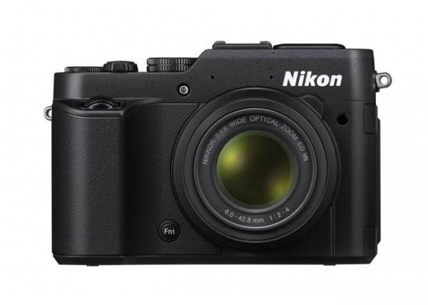 Nikon COOLPIX P7800, la nueva compacta avanzada de Nikon