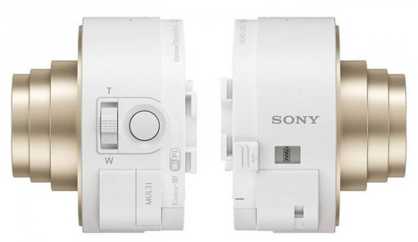 Smart Shot, los supuestos nuevos objetivos móviles por parte de Sony