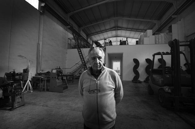 Bancaja expone en Valencia una colección de estudios de artistas