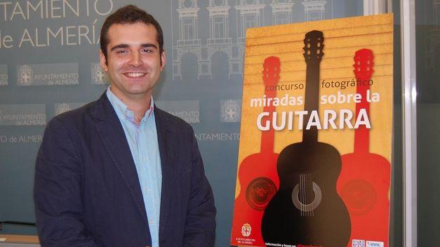El Ayuntamiento de Almería convoca el concurso Miradas sobre la guitarra