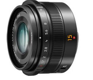 Leica DG Summilux 15 mm f/1.7 ASPH, el nuevo objetivo de Panasonic