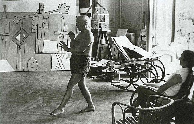Barcelona empieza a exponer el fondo Duncan sobre Picasso