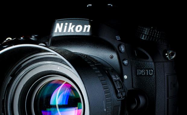 Nikon presenta oficialmente la D610