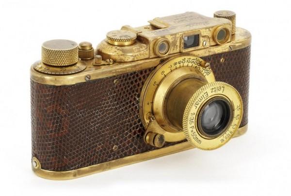 Leica Luxus II, ¿Conseguirá ser la cámara más cara de la historia?