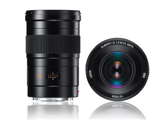 Leica Elmarit-S 45 mm f/2.8 ASPH, el nuevo gran angular