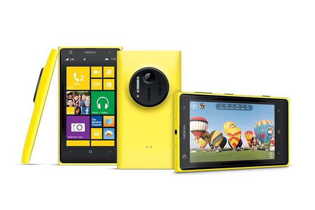 Nokia anuncia reenfoque y archivos RAW en sus Lumia