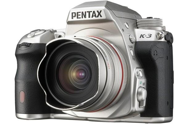 Pentax estrena su réflex K-3