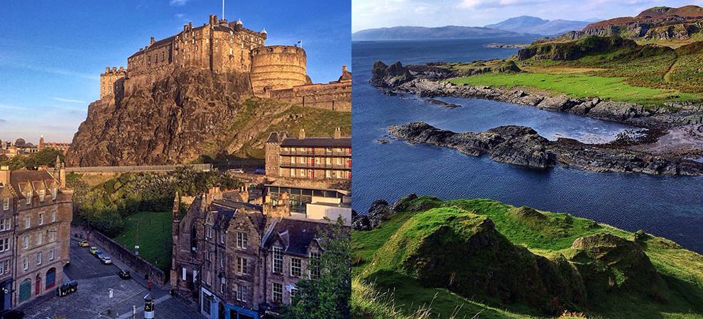 Jim Richardson publica su visión de Escocia a través de un iPhone 5S