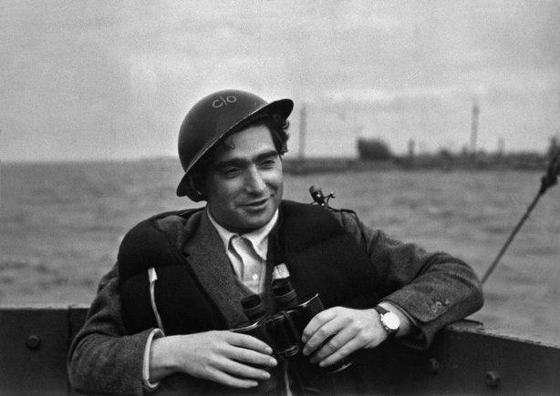 El mundo de la fotografía celebra los 100 años de Robert Capa