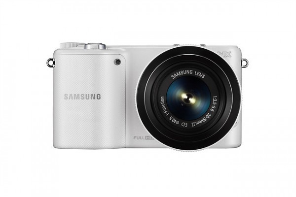 Conocemos la Samsung Smart Camera NX2000