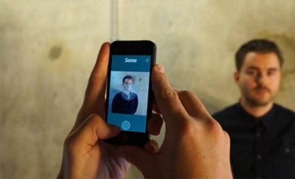Seene, la aplicación para tomar fotografías en 3D con iOS