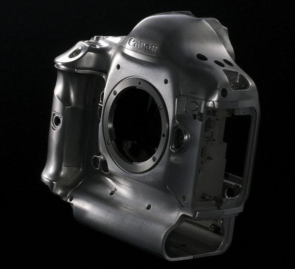 ¿Lanzará Canon una nueva cámara profesional en 2014?