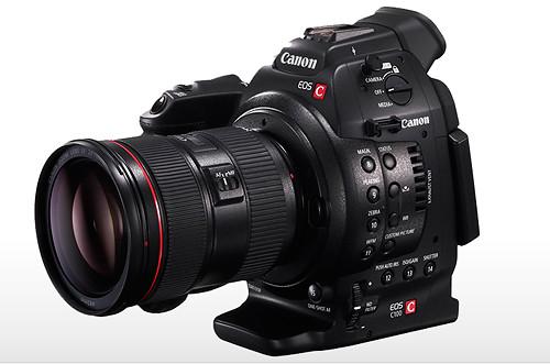 Canon presenta una actualización para su EOS C100