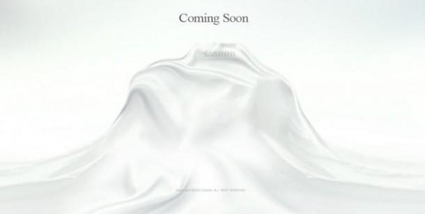 Desde Canon Corea se ha publicado un anuncio de un nuevo lanzamiento