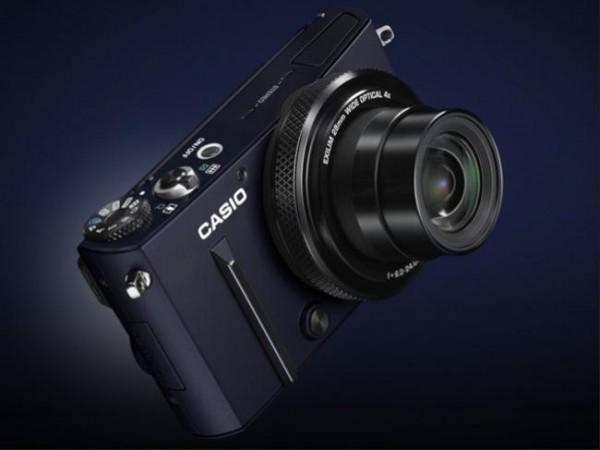 Exilim EX-10, la nueva compacta de gama alta de Casio