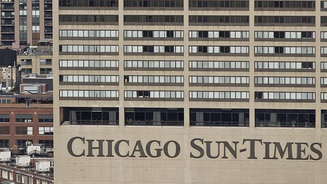 El Chicago-Sun recula y readmite cuatro fotógrafos