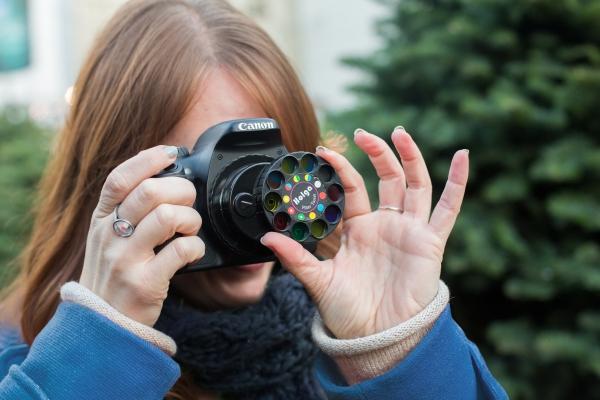 Filtro que contiene otros filtros, un regalo original para las Navidades de 2013