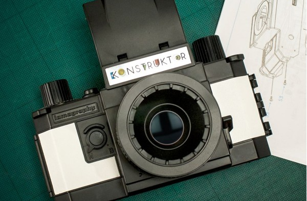 Konstructor, un regalo perfecto para los manitas fotógrafos