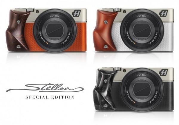 Hasselblad Stellar Special Edition, la nueva cámara de la marca sueca