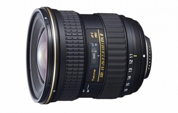 Tokina AT-X 116 Pro DX II, ya disponible para Sony Alpha