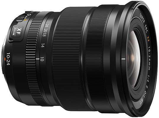 Fujifilm presenta el esperado 10-24mm f/4 OIS