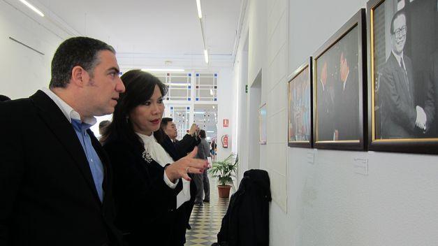 Málaga se hermana con China a través de una exposición