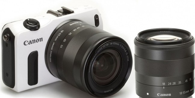 Canon anuncia la nueva EOS M2