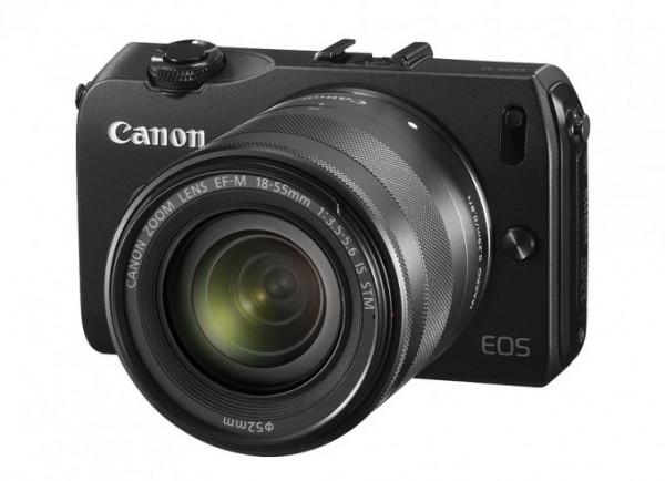 Noticias sobre la Canon EOS-M2