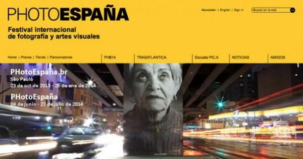 PHotoEspaña se renueva para el 2014