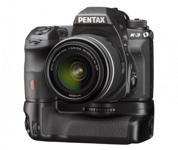 Llega la primera actualización a la Pentax K-3