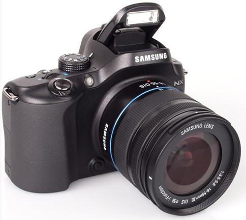La Samsung NX30 podría ser presentada en el CES