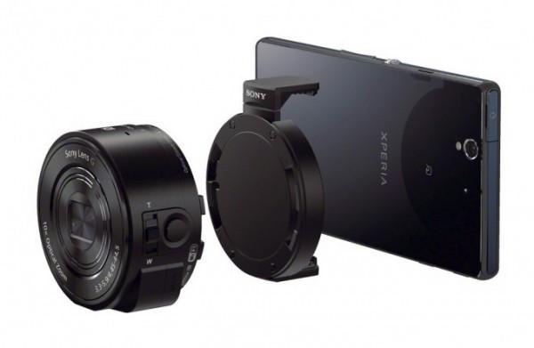 Sony actualiza el firmware de las QX