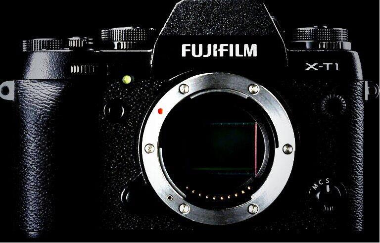 Fujifilm lanza oficialmente la X-T1