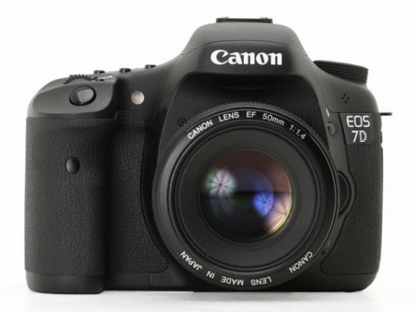 La Canon EOS 7D Mark II podría ser presentada muy pronto