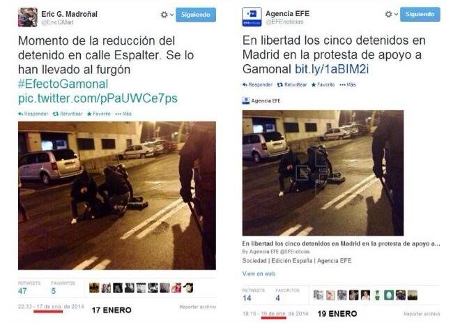 La Agencia EFE entona el mea culpa por la foto robada a un fotógrafo