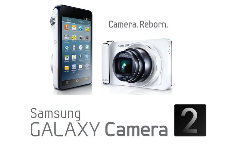 Samsung renueva su Galaxy Camera