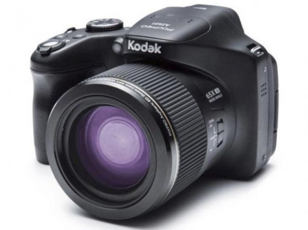 PixPro AZ651, la nueva bridge de Kodak
