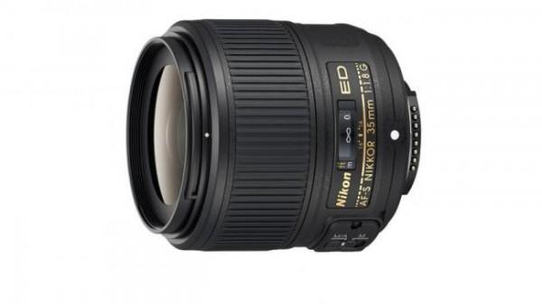 Nikon presenta el AF-S NIKKOR 35mm f/1.8G