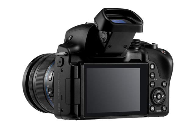 Samsung presenta la primera cámara del año