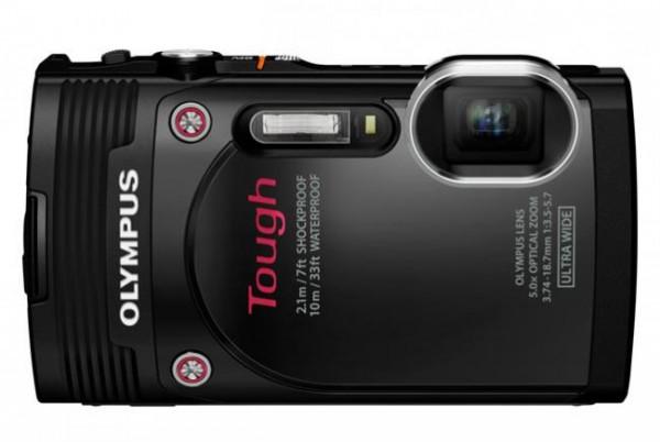 TG-850, la nueva 'todoterreno' de Olympus